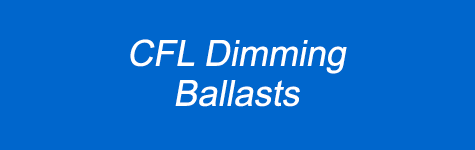 CFL Dimming Ballasts